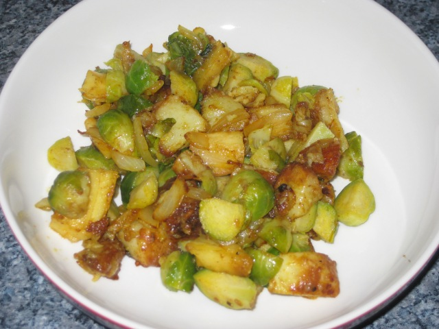 Bubble And Squeak Hash (8)