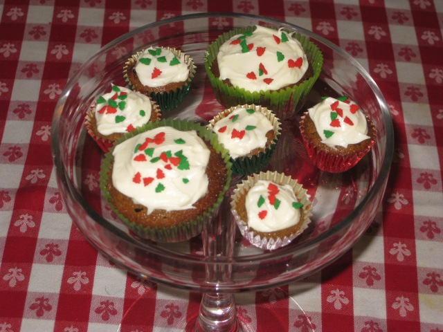 Christmas Cupcakes (15)