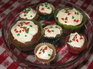 Christmas Cupcakes (16)