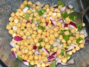 Haloumi Salad (1)