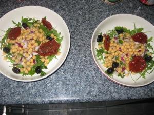 Haloumi Salad (6)