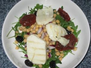 Haloumi Salad (9)