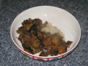 Mushroom Curry (10)