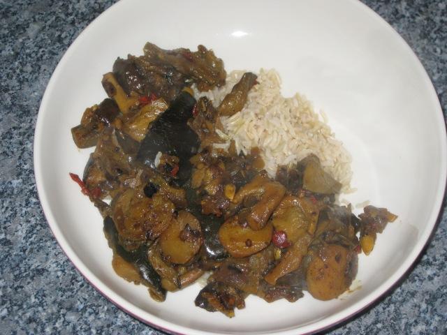 Mushroom Curry (9)