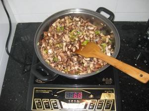 Creamy Mushroom Soup (2)