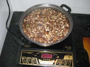 Creamy Mushroom Soup (4)