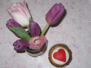 Raspberry Romance Cupcakes (25)