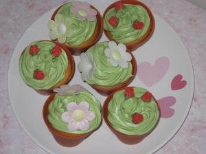 Rose Cupcakes (15)