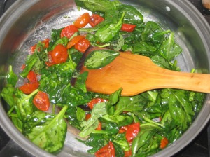 Spinach Frittata (2)