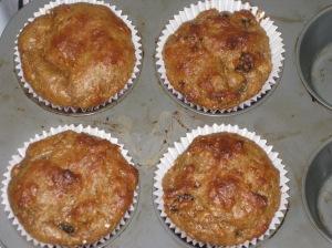 Weetabix Muffins (15)