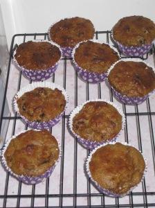 Weetabix Muffins (16)