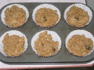 Weetabix Muffins (8)