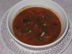 Mexican Bean And Tomato Soup (8)
