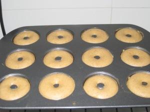 Mini Doughnuts (6)