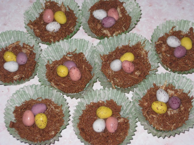 Easter Nests (7)