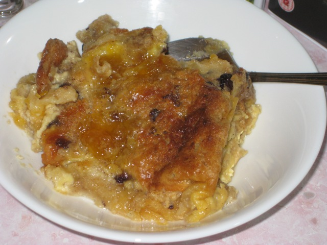 Hot Cross Bun And ButterPudding (12)