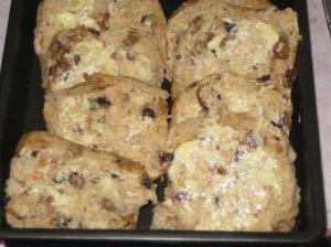 Hot Cross Bun And ButterPudding (4)