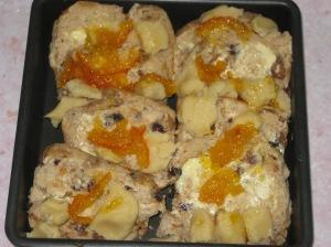 Hot Cross Bun And ButterPudding (6)