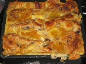 Hot Cross Bun And ButterPudding (9)