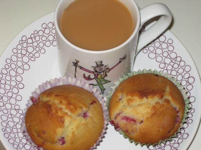 Raspberry Muffins (14)