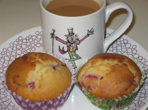 Raspberry Muffins (15)
