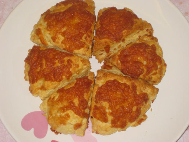 Cheese Scones (10)