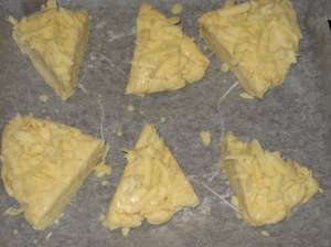 Cheese Scones (8)
