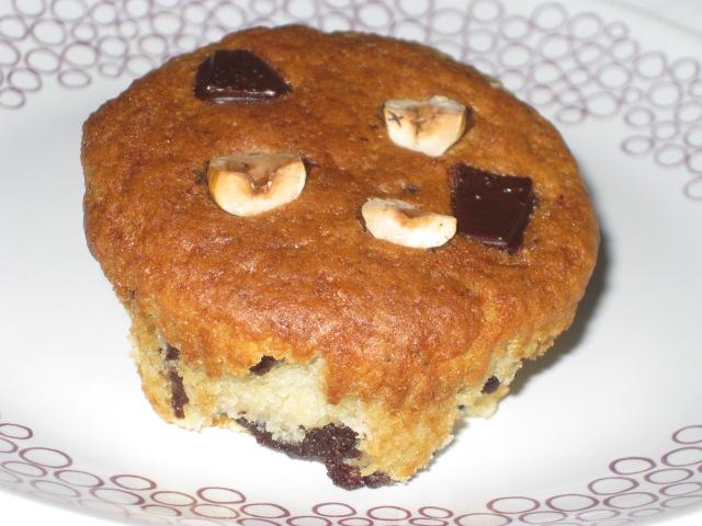 Choc Hazelnut Muffins (13)
