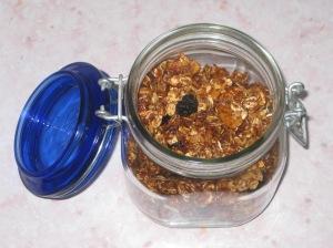 Chocolate Granola (7)