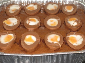 Creme Egg Brownies (10)