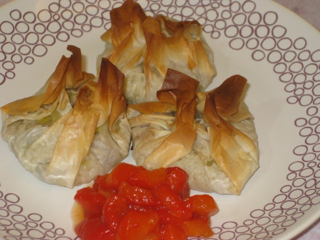 Leek And Chestnut Parcels (25)