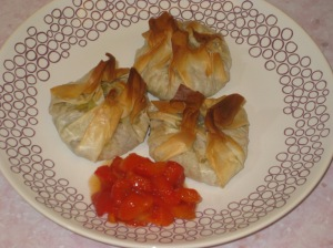 Leek And Chestnut Parcels (26)