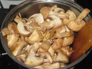Mushroom And Tarragon Strudels (5)