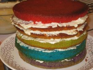 Rainbow Cake (14)
