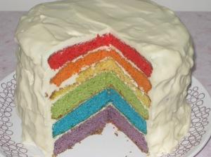 Rainbow Cake (26)