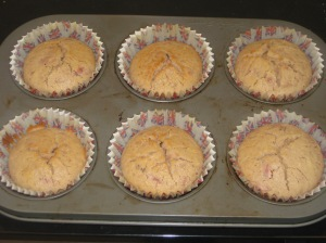 Strawberry Cupcakes (11)