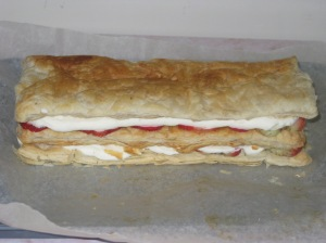 Strawberry Millefeuille (11)