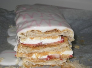 Strawberry Millefeuille (14)