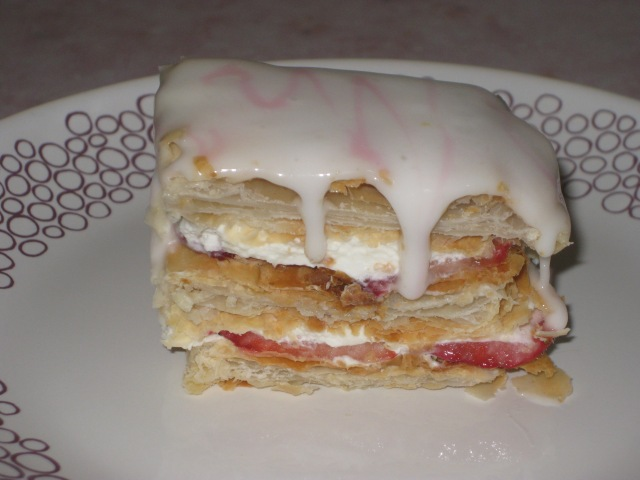 Strawberry Millefeuille (23)