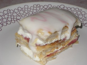 Strawberry Millefeuille (26)