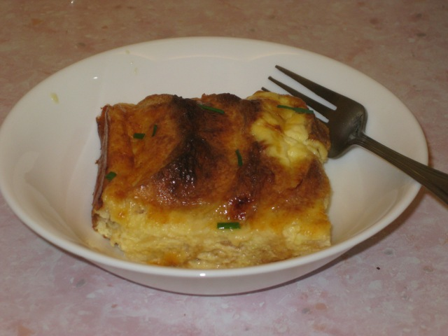 Triple Cheese And Onion Strata (10)
