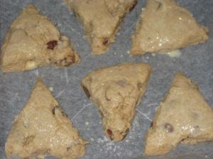 Fig And Hazlenut Scones (8)