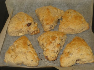 Fig And Hazlenut Scones (9)