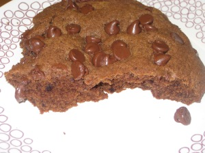Giant Chocolate Chip Cookie (10)