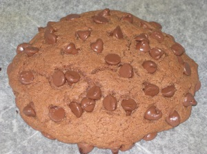 Giant Chocolate Chip Cookie (12)