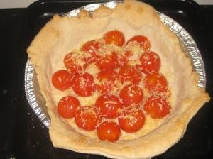 Roasted Tomato Quiche (8)