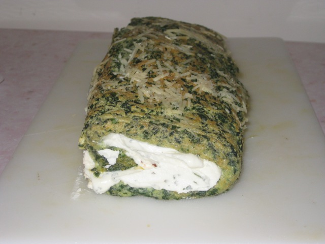 Spinach Roulade (15)