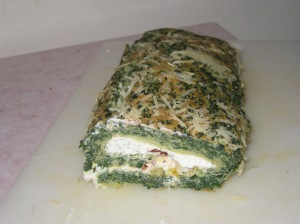 Spinach Roulade (18)