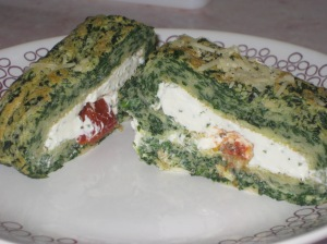 Spinach Roulade (20)
