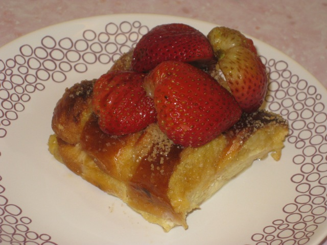 Sugared Brioche Perdu (17)